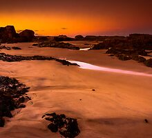 Deserted Beach by MikeAndrew