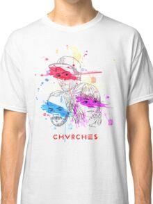 CHVRCHES ILLUSTRATION Classic T-Shirt