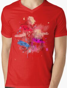 CHVRCHES ILLUSTRATION Mens V-Neck T-Shirt