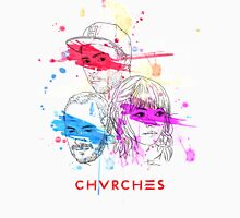 CHVRCHES ILLUSTRATION Unisex T-Shirt
