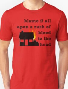 Coldplay - A Rush of Blood to the Head Unisex T-Shirt