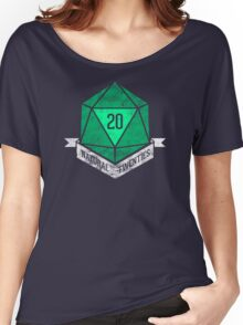 Natural 20's (GREEN) Women's Relaxed Fit T-Shirt