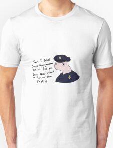 """Gon' hav to shewt u fur ur own saefty"" T-Shirt"