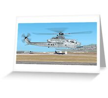 Bell AH-1Z Viper Greeting Card