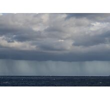 Ocean Squall Photographic Print