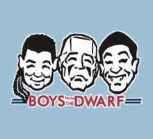 Boys from the Dwarf Kids Clothes