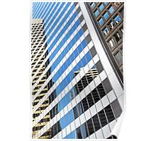 San Francisco Reflection 64 Poster