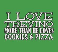 I Love Trevino! by klwomick