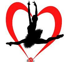 For Ballerina or Ballet Lovers by BallerinaArt