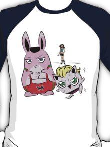 Zigglypuff and Big-E-Tuff T-Shirt