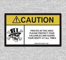 Pirates caution by PiratesBC