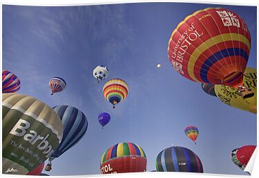 Alot of hot air by redtree