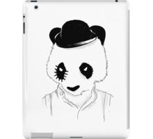 Clockwork panda iPad Case/Skin