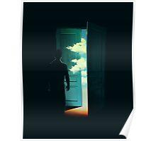 Door to the world Poster
