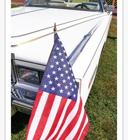 Beautiful American car  10  (c)(t) by Olao-Olavia / Okaio Créations with fz 1000  2014 Sticker