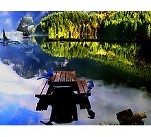 British Columbia Photographic Print