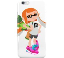 Splatoon | Orange Inkling iPhone Case/Skin