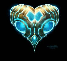 Protoss Heart by thevillain
