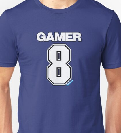 Football Gamer Unisex T-Shirt