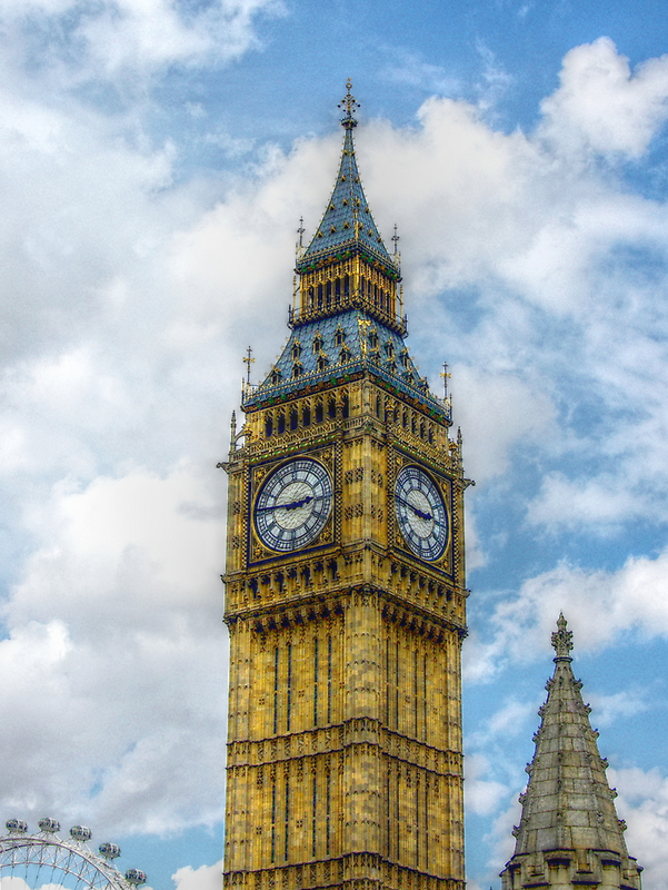 Big Ben by Stephen Walton