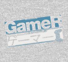 Gamer Kanji Kids Clothes