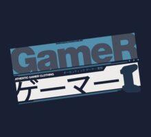 Gamer Kanji by GeekGamer