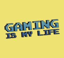 Gaming Is My Life Kids Tee