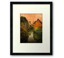River Dun Hungerford Framed Print
