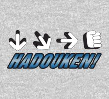 Hadouken One Piece - Short Sleeve