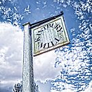 Kintbury Mill Sign by mlphoto