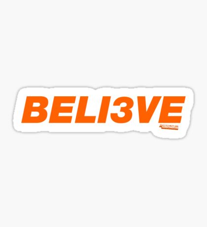 Beli3ve Sticker