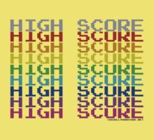 High Score One Piece - Short Sleeve