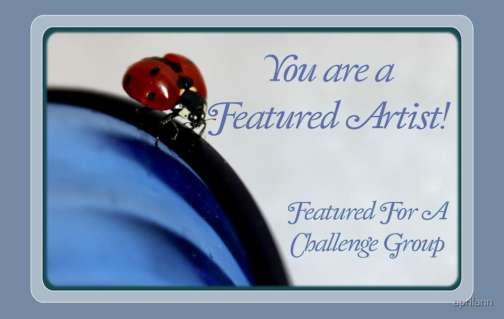 Banner - FFAC - Featured Artist by aprilann