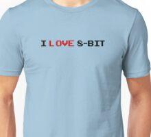 I Love 8-Bit Unisex T-Shirt