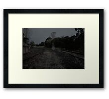 Ghost #2 Framed Print