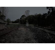 Ghost #2 Photographic Print