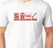 In Case Of Zombie Apocolypse Unisex T-Shirt