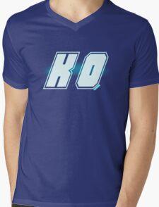 KO Mens V-Neck T-Shirt