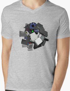 Konsoleamari Mens V-Neck T-Shirt