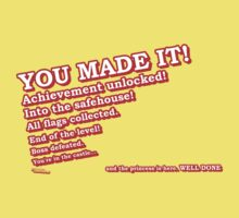 You Made It! Kids Tee