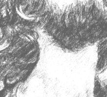 Jim Morrison Sticker
