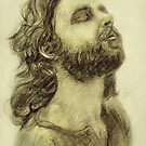 Jim Morrison by hasanabbas