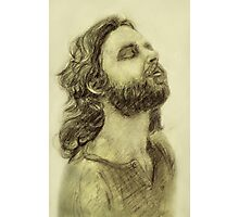 Jim Morrison Photographic Print