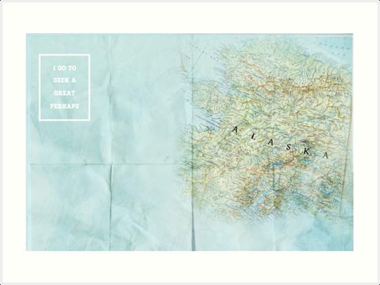 Looking For Alaska/ The Great Perhaps by Alexandra Markova