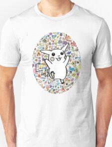 Pikachu - Pokemon T-Shirt