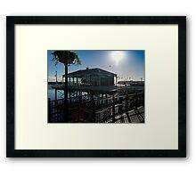 Cardiff Bay Framed Print