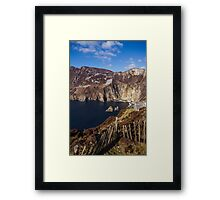 Slieve League, Co. Donegal Framed Print