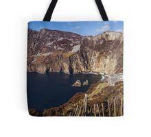 Slieve League, Co. Donegal Tote Bag