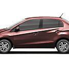 Honda Amaze Price In Pune by sneha2020