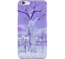 Mauve Boab iPhone Case/Skin